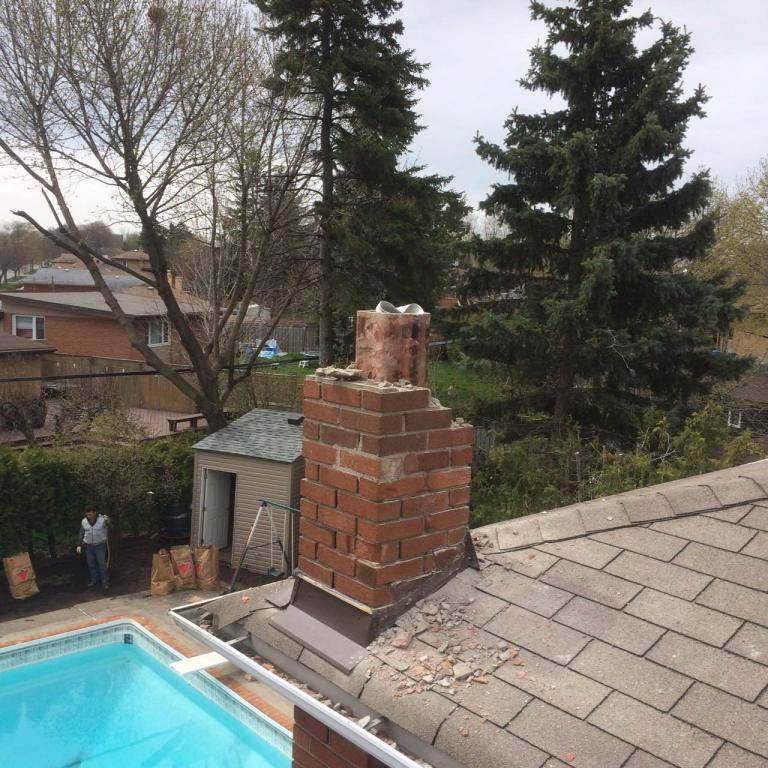 Is Your Chimney Old And Unsafe Is Chimney Removal Right