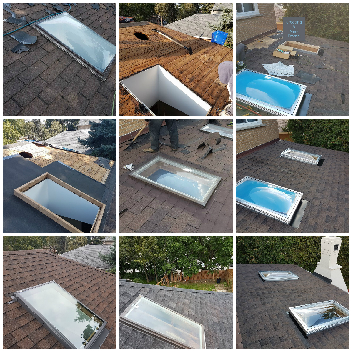 Skylights - Ace Roofing Services Inc. - Toronto (GTA) Roofing Company