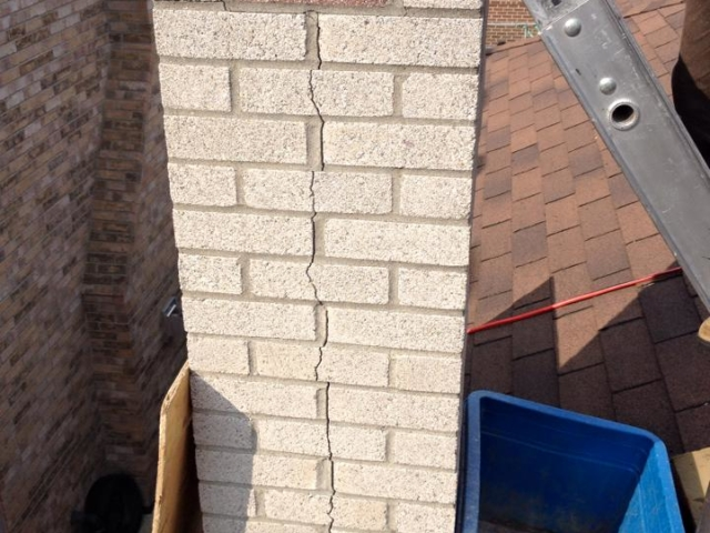Chimney Removal - Ace Roofing Services Inc. - Toronto (GTA) Roofing Company
