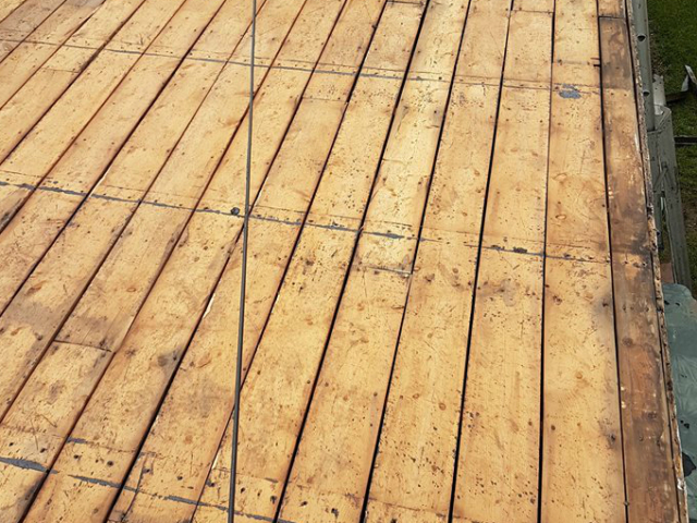 Flat Roof - Ace Roofing Services Inc. - Toronto (GTA) Roofing Company