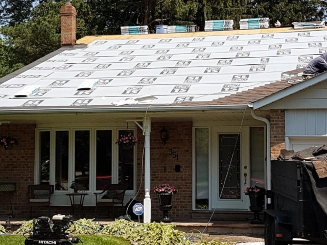 Shingle Roof - Ace Roofing Services Inc. - Toronto (GTA) Roofing Company