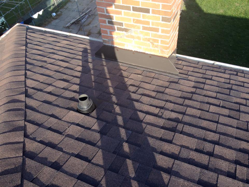 Shingle Roof - Ace Roofing Services Inc.