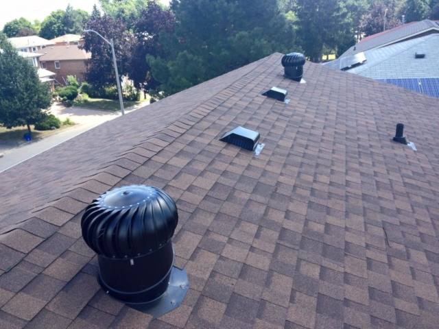 Vents & Turbines - Ace Roofing Services Inc. - Toronto (GTA) Roofing Company