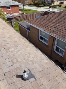 shingle roof 45